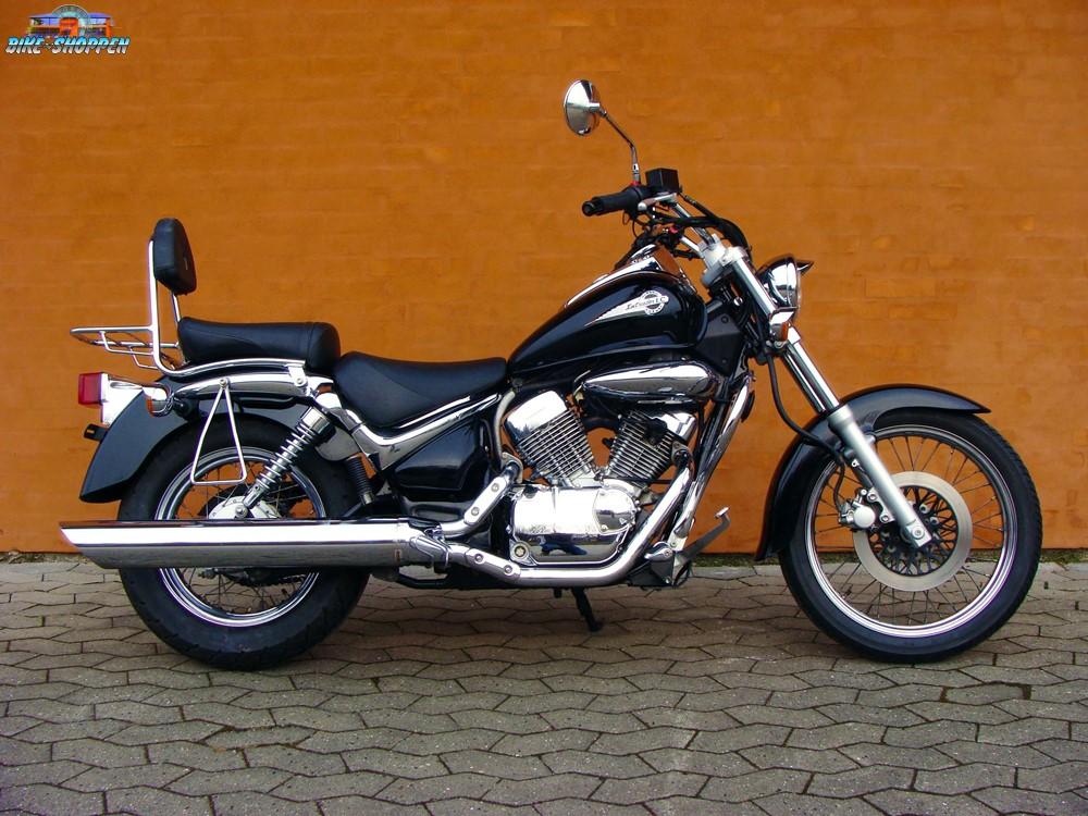 SUZUKI VL 250 INTRUDER LC - Motocasion.com